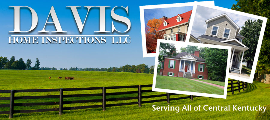 Davis Home Inspection - Serving All of Central Kentucky